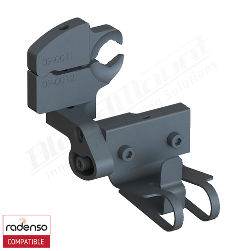 BlendMount BRX-2022 with Radenso XP rendering