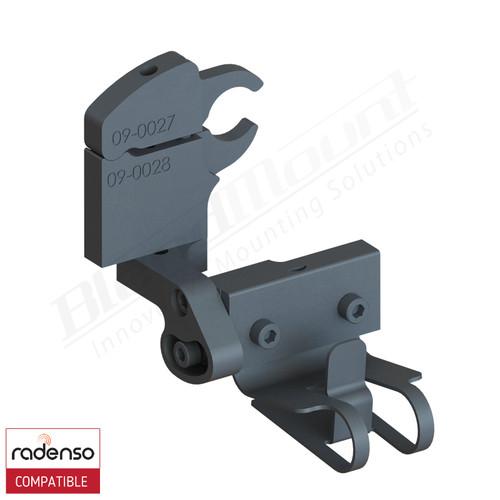 BlendMount BRX-2026 Radenso Radar Detector Mount rendering