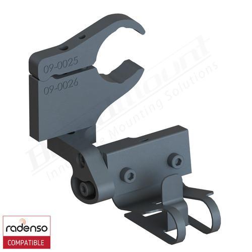 Aluminum Radar Detector Mount for Radenso XP/SP, Specialty 2031 Series