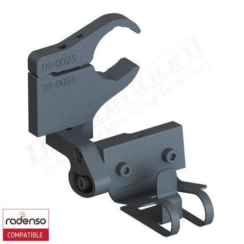 Aluminum Radar Detector Mount for Radenso XP/SP, Specialty 2031 Series