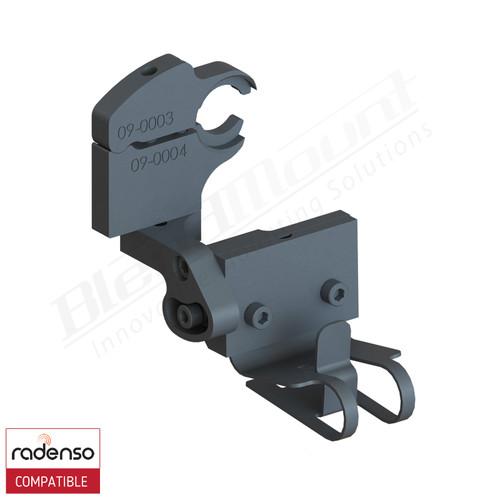 BlendMount BRX-2115 Radenso XP Radar Detector mount rendering