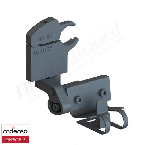 Aluminum Radar Detector Mount for Radenso XP/SP, Specialty 3014 Series