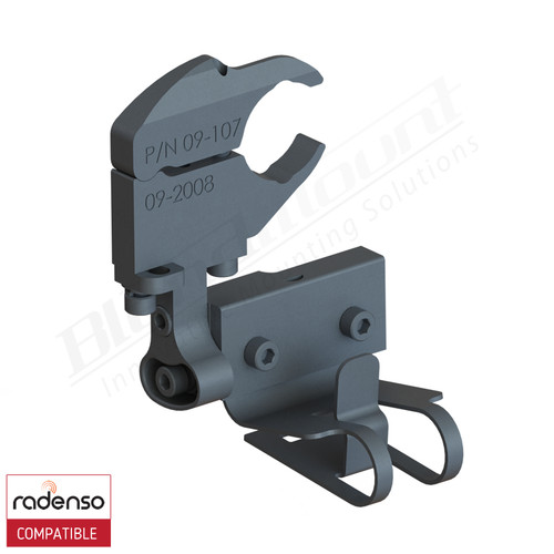 Aluminum Radar Detector Mount for Radenso XP/SP, Specialty 5030 Series