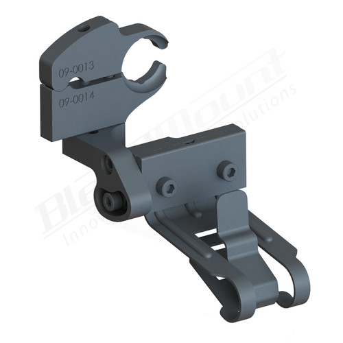 BlendMount BK4-2021 K40 Radar Detector Mount rendering