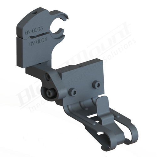 BlendMount BK4-2115 K40 Radar Detector Mount rendering