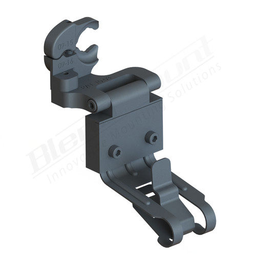 BlendMount BK4-2123 Radar Detector Mount rendering