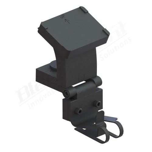 BlendMount BND-2006 Uniden DFR/LRD Radar detector mount rendering