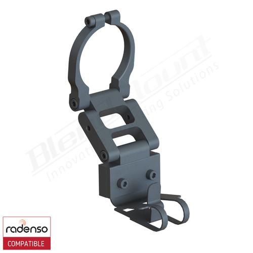 BlendMount BRD-2003R Radenso Pro Radar Detector Mount rendering