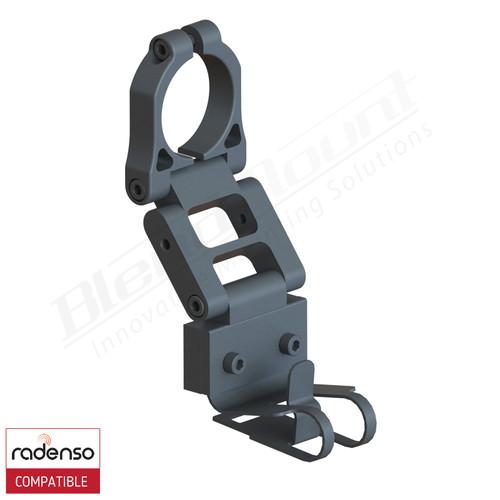 BlendMount BRD-2004R Radenso Pro Radar Detector Mount rendering