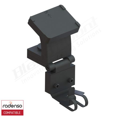 BlendMount BRD-2007 Radenso Pro Radar Detector Mount rendering