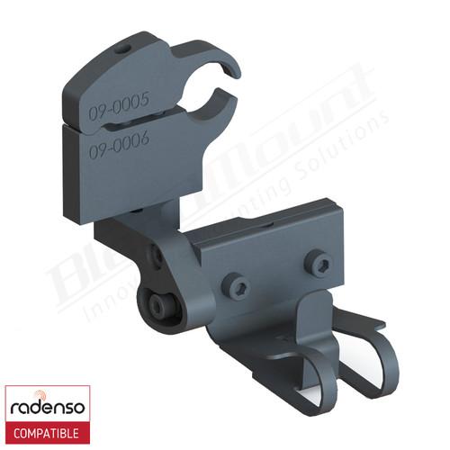 BlendMount BRD-2016 Radenso Pro Radar Detector Mount rendering
