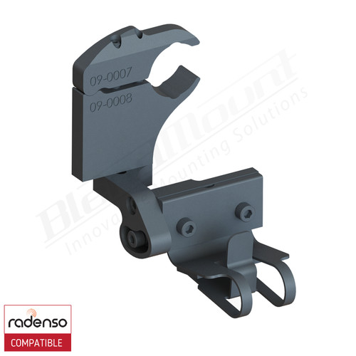 BlendMount BRD-2017 Radar detector Mount rendering