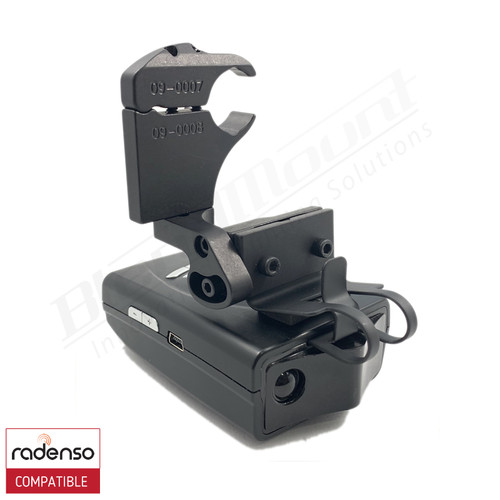 BlendMount BRD-2017 Radar detector Mount iso view 1