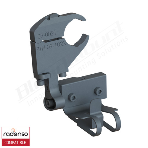BlendMount BRD-2018 Radenso Pro Radar Detector Mount rendering