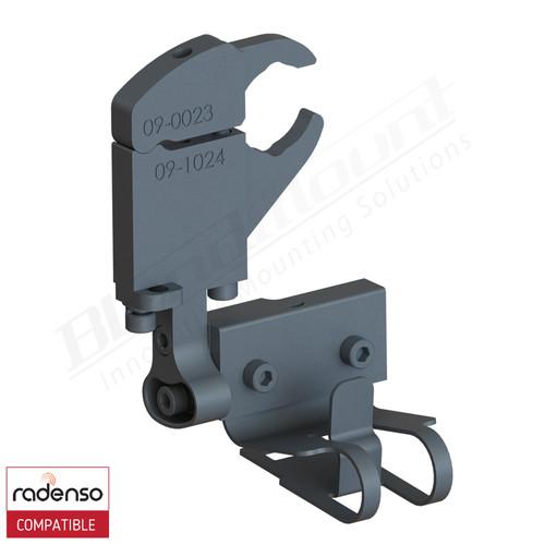 Aluminum Radar Detector Mount for Radenso Pro-M/Pro/Pro SE, Specialty 2019 Series