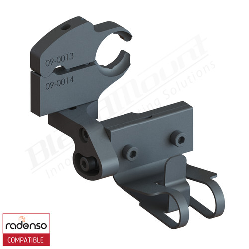 BlendMount BRD-2021 Radenso Radar mount rendering