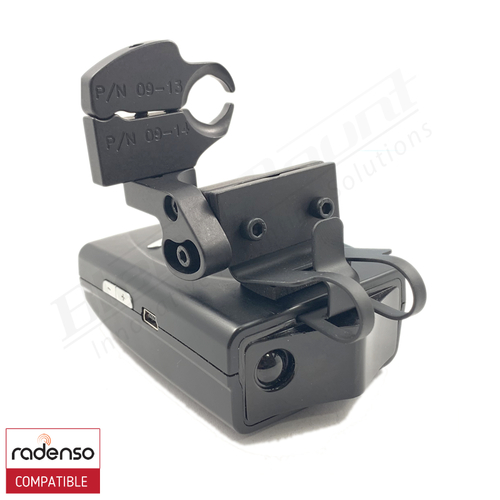 BlendMount BRD-2021 Radenso Radar mount iso view  1