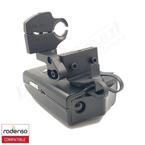 BlendMount BRD-2021 Radenso Radar mount iso view  1
