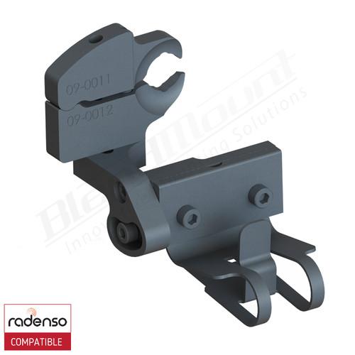 BlendMount BRD-2022 Radenso Pro Radar Detector Mount rendering