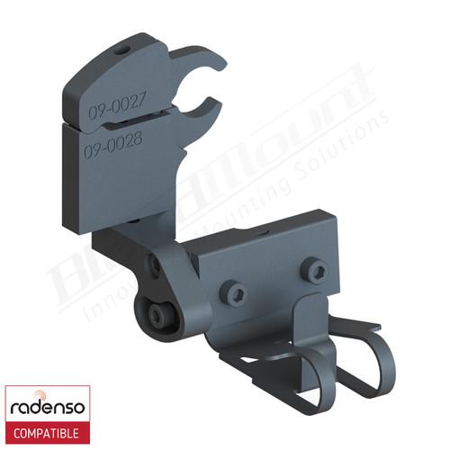 BlendMount BRD-2026 Radenso Pro Radar Detector Mount rendering