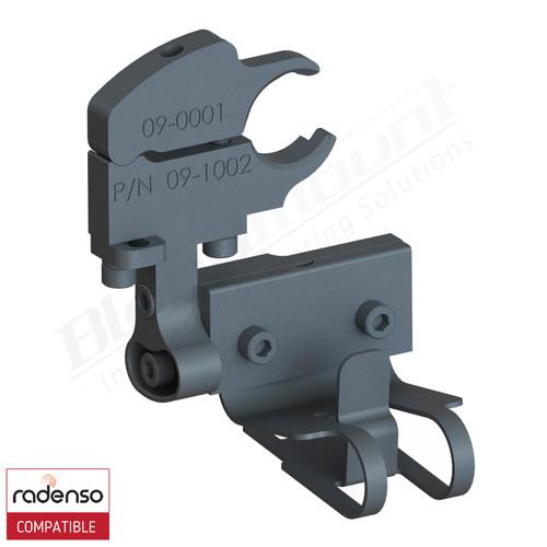 BlendMount BRD-2029 Radenso Pro Radar Detector Mount rendering