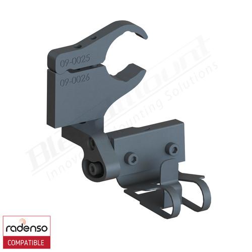 BlendMount BRD-2031 Radenso Pro Radar Detector Mount rendering