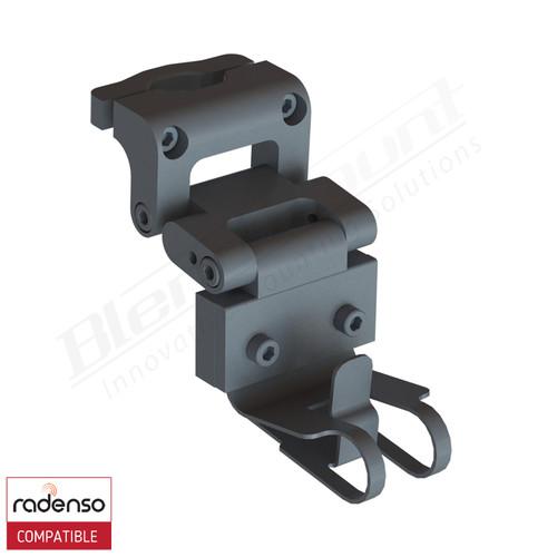 BlendMount BRD-2034 Radenso Pro Radar Detector Mount rendering