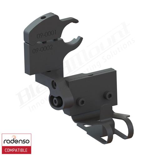 BlendMount BRD-2114 Radenso Pro Radar Detector mount rendering