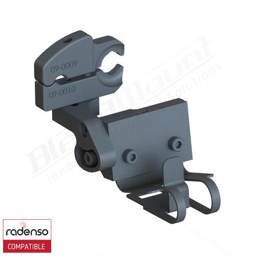 BlendMount BRD-2120 Radenso Pro Radar Detector mount rendering