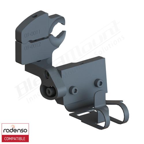 BlendMount BRD-2122 Radenso Pro Radar Detector  Mount rendering