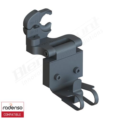 BlendMount BRD-2123 Radenso Pro Radar Detector Mount rendering