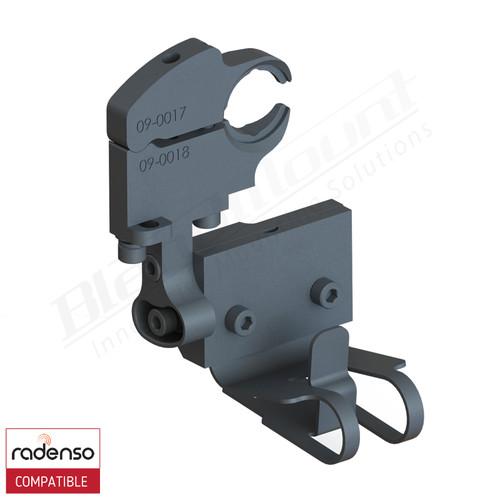 BlendMount BRD-2125 Radenso Pro Radar Detector Mount rendering
