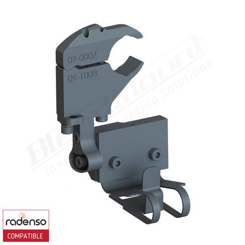BlendMount BRD-2130 Radenso Pro Radar Detector mount rendering