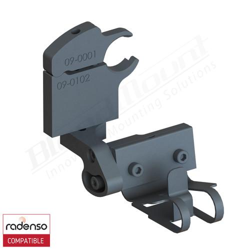 BlendMount BRD-3014 Radenso Pro Radar Detector Mount rendering