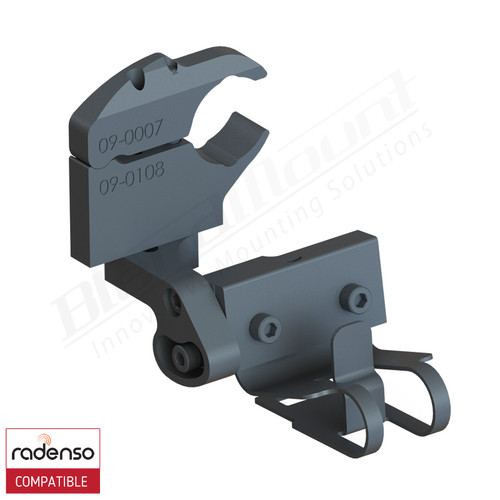 BlendMount BRD-3017 Radenso Pro Radar Detector Mount rendering