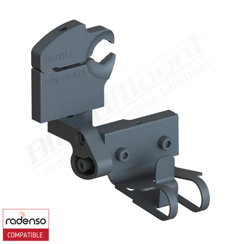 BlendMount BRD-3022 Radenso Pro Radar Detector Mount rendering