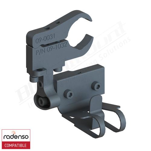 BlendMount BRD-3032 Radenso Pro Radar Detector Mount rendering