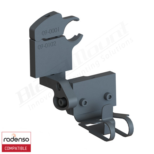 BlendMount BRD-3114 Radenso Pro Radar Detector Mount rendering