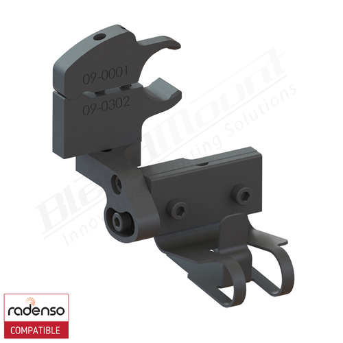 BlendMount BRD-4014 Radenso Pro Radar Detector Mount rendering