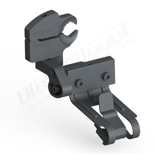BlendMount BCB-2022 Cobra Radar Detector mount rendering