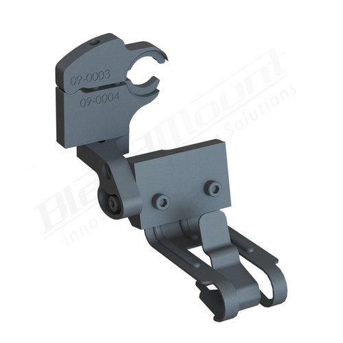 BlendMount BCB-2115 Cobra Radar Detector mount rendering