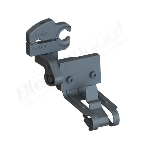 BlendMount BCB-2120 Cobra Radar Detector mount rendering