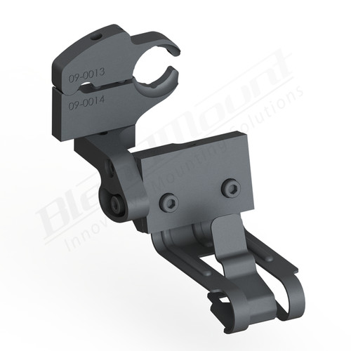 BlendMount BCB-2121 Cobra Radar Detector mount rendering