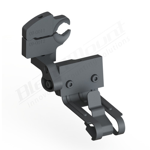 BlendMount BCB-2122 Cobra Radar Detector mount rendering