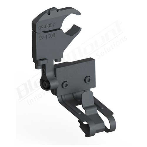 BlendMount BCB-2130 Cobra Radar Detector mount rendering