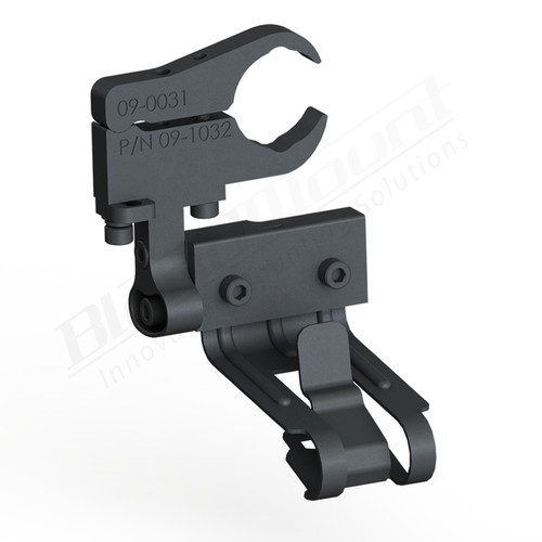 BlendMount BCB-3032 Cobra Radar Detector mount rendering