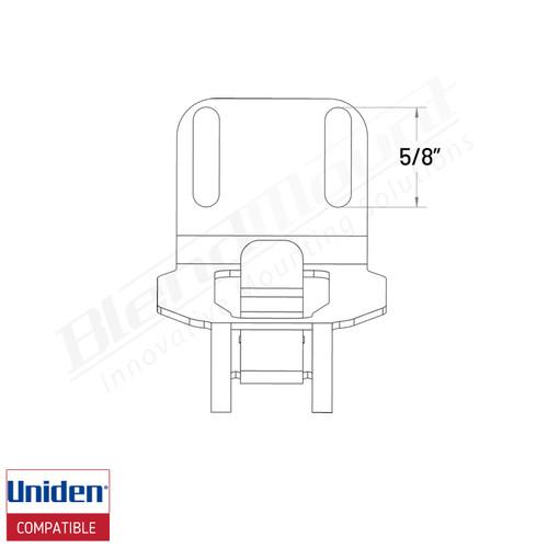 BlendMount BR7-UC2 Clip dimensions