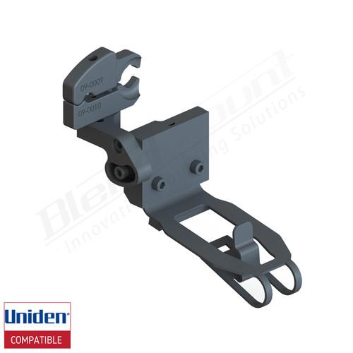 Aluminum Radar Detector Mount for Uniden R7, Specialty 2220 Series, BR7-2220