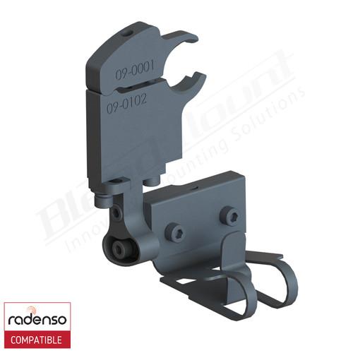 BlendMount BRD-5014 Radenso Pro Radar Detector Mount rendering