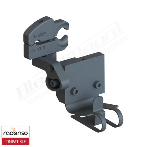 BlendMount BRX-2220 Radenso XP Radar Detector mount rendering
